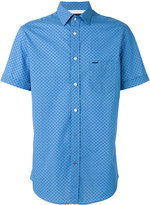 Diesel short sleeve shirt - men - Cotton - M