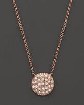Bloomingdale's Dana Rebecca Designs 14K Rose Gold Lauren Joy Medium Necklace with Diamonds