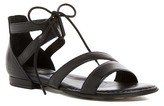 Børn Casma Snake Embossed Leather Sandal