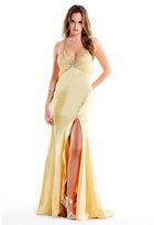 Nina Canacci - S2107 Dress in Yellow