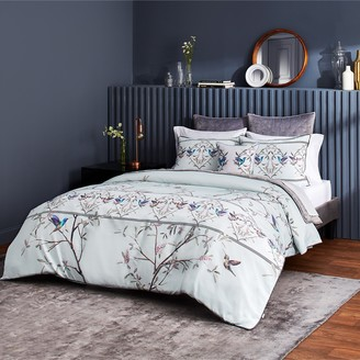 Ted Baker Highgrove Mint Comforter & Sham Set