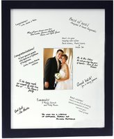Cathy's Concepts Guest Book Frame