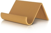 Giorgio Fedon Camel Grained Business Card Desk Holder