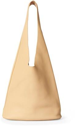 The Row Bindle 3 Leather Hobo Bag