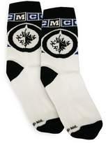 Majestic Reebok CCM Socks - Winnipeg Jets