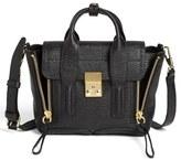 3.1 Phillip Lim 'Mini Pashli' Leather Satchel - Black
