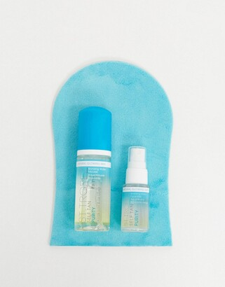 St. Tropez Self Tan 50ml Purity Water Mousse and Face Mist Mini Kit