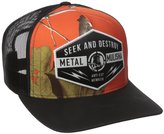 Metal Mulisha Men's Volt Trucker Hat