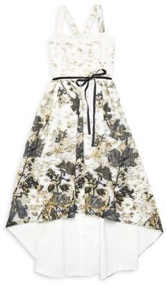 Marchesa Notte Mini Girl's Iris Dress