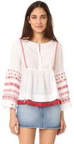 Club Monaco Goronah Top