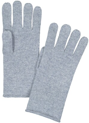 La Redoute Collections Recycled Cashmere/Wool Gloves