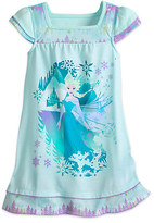 Disney Elsa Nightshirt for Girls - Frozen