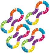 Munchkin Twisty Figure 8 Teether pack of 4