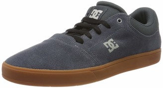 DC Crisis - Leather Shoes for Men - Leather Shoes - Men - EU 42.5 - Grey