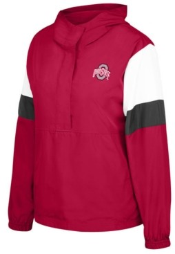 Top of the World Women's Ohio State Buckeyes Dynamite Jacket