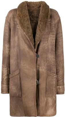 A.N.G.E.L.O. Vintage Cult 1980s Shawl Collar Coat