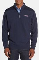 Vineyard Vines Men's 'Shep' Quarter Zip Pullover Sweatshirt