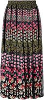 Saloni Nuri Lace Maxi Skirt