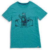 Lucky Brand Boys 8-20 Boys Bear Graphic Tee