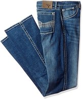 Wrangler Men's Tall Size 20x No. 42-Vintage Boot Cut Jean