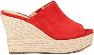 Nine West Denna Espadrille Slide Sandals