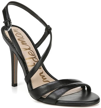 Sam Edelman Alisanda Leather Stiletto Sandal