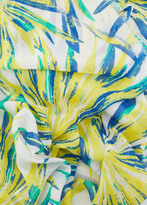 Mango Outlet Printed scarf