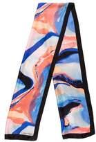 Calvin Klein Printed Multicolor Scarf