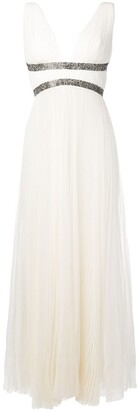 Maria Lucia Hohan Penelope pleated dress