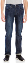 William Rast Relaxed Straight Leg Jeans