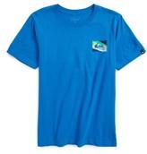 Quiksilver Boy's Box Knife Graphic T-Shirt