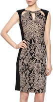 Joseph Ribkoff Print Sheath Dress