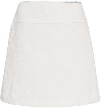 A.P.C. Wright high-rise miniskirt