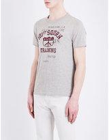 Polo Ralph Lauren Aviation Print Cotton-jersey T-shirt