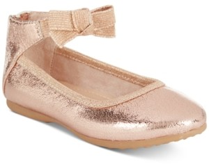 Kenneth Cole New York Bow-Rose Flats, Toddler Girls, Little Girls & Big Girls