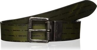 Diesel Men's B-DOUCKLE-Belt