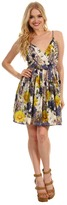 BB Dakota Allena Printed Dress Women's Dress