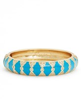 Sequin Women's Moorish Embellished Bangle