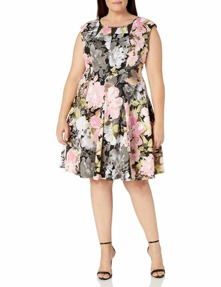 Gabby Skye Women's Fit and Flare