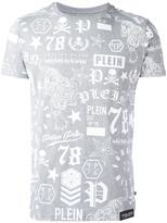 Philipp Plein So Black T-shirt