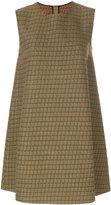 MM6 MAISON MARGIELA patterned shift dress