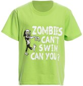 AMBRO Manufacturing Youth Unisex Zombies Short Sleeve Tee Shirt 8147911