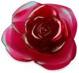Daum Rose Passion Decorative Flower