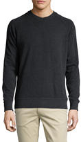 Life After Denim Asotria Cotton Crewneck Sweatshirt