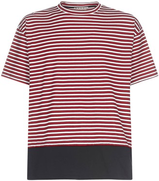 Marni Logo Back Short Sleeve T-shirt