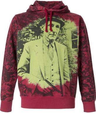 Supreme Burroughs hoodie