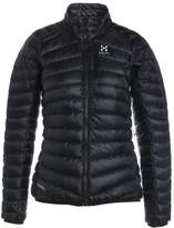 Haglöfs ESSENS III Down jacket true black/magnetite