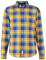 Hollister Co. Shirt Red/grey
