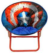 Marvel Captain America Saucer Chair - Multi
