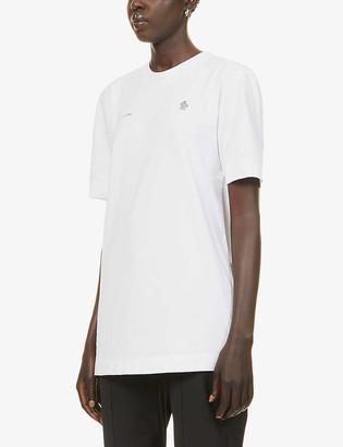 Moncler Genius x 1017 ALYX 9SM Maglia cotton-jersey T-shirt